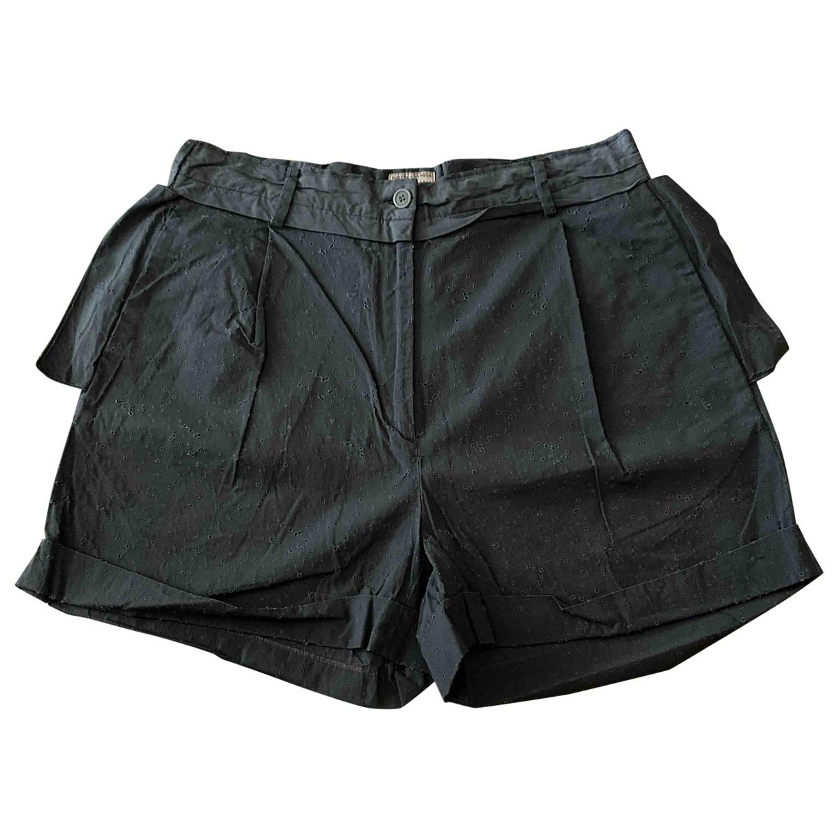 Bottega Veneta \N Shorts in  Grau Baumwolle