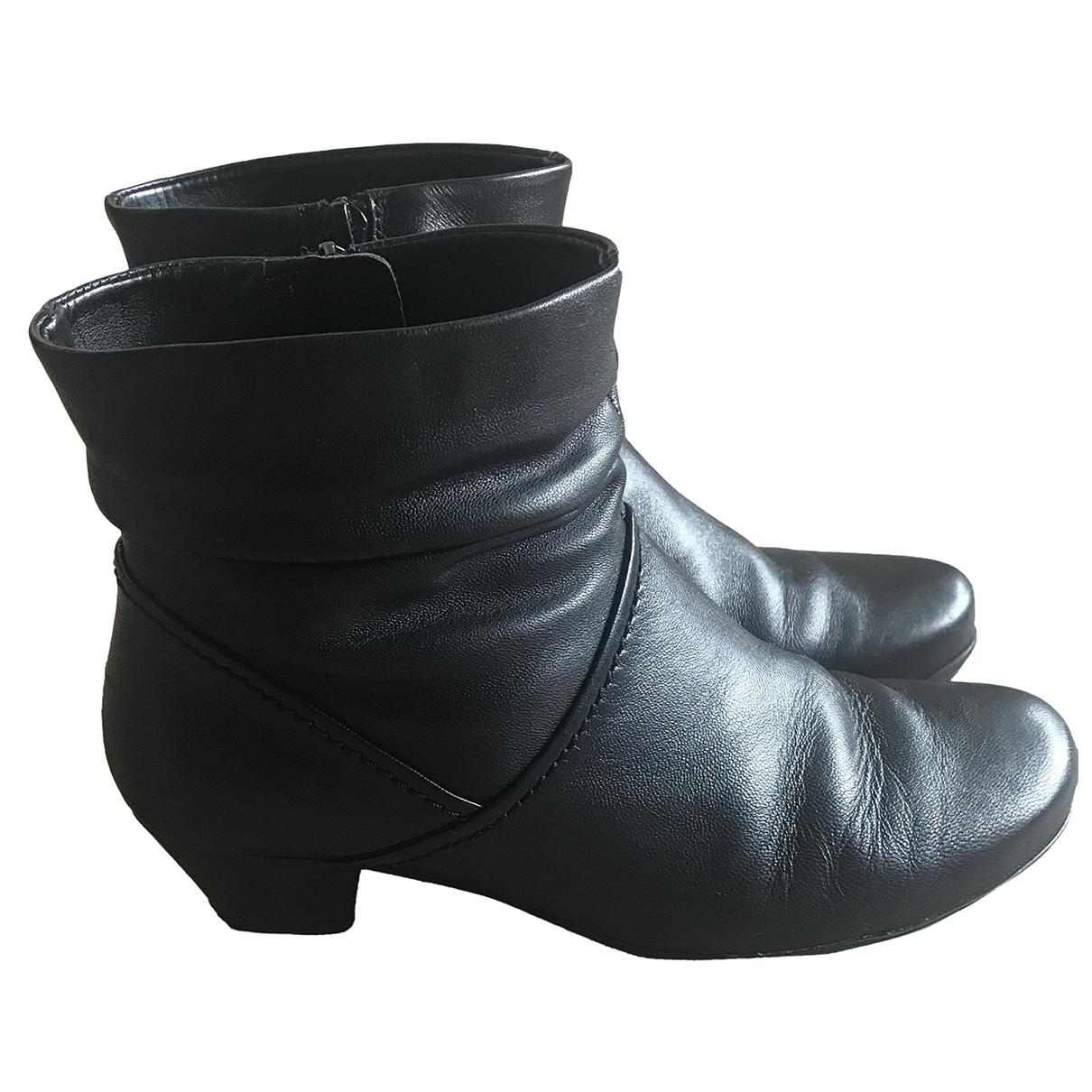 Simone Gabor - Bottes   pour femme en cuir