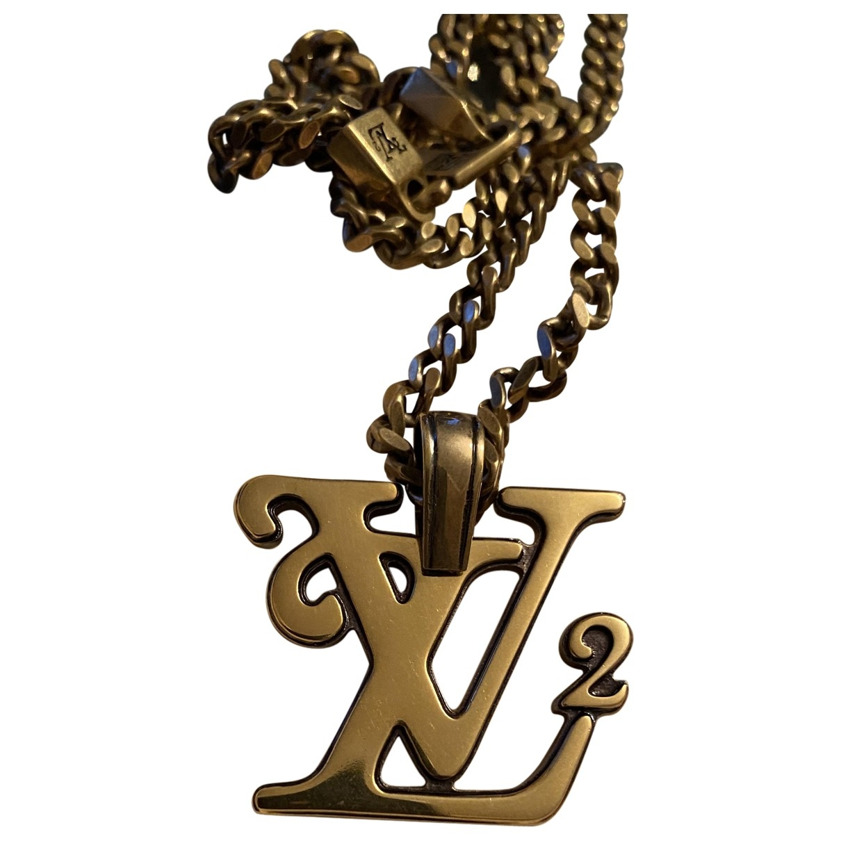 Collar Louis Vuitton X Nigo