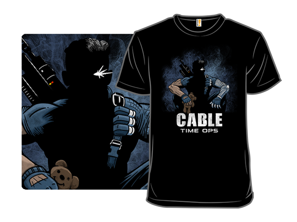 Cable Time Ops T Shirt