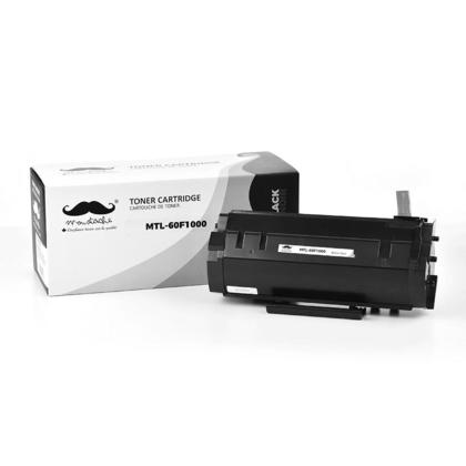 Lexmark 601 60F1000 cartouche de toner compatible noire - Moustache®