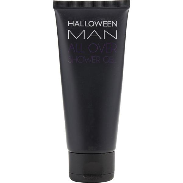 Halloween Man - Jesus Del Pozo Duschgel fuer Korper und Haare/Gel Douche Corps et Cheveux 100 ml