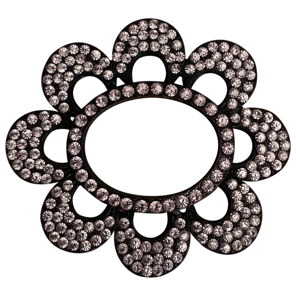 Dolce & Gabbana \N Brosche in  Lila Metall