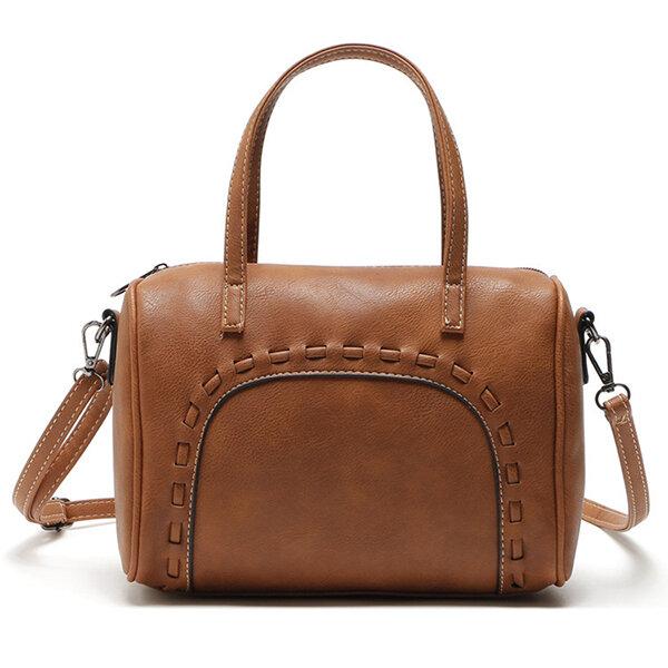 Women Boston Casual Handbag Shoulder Bag Crossbody Bags
