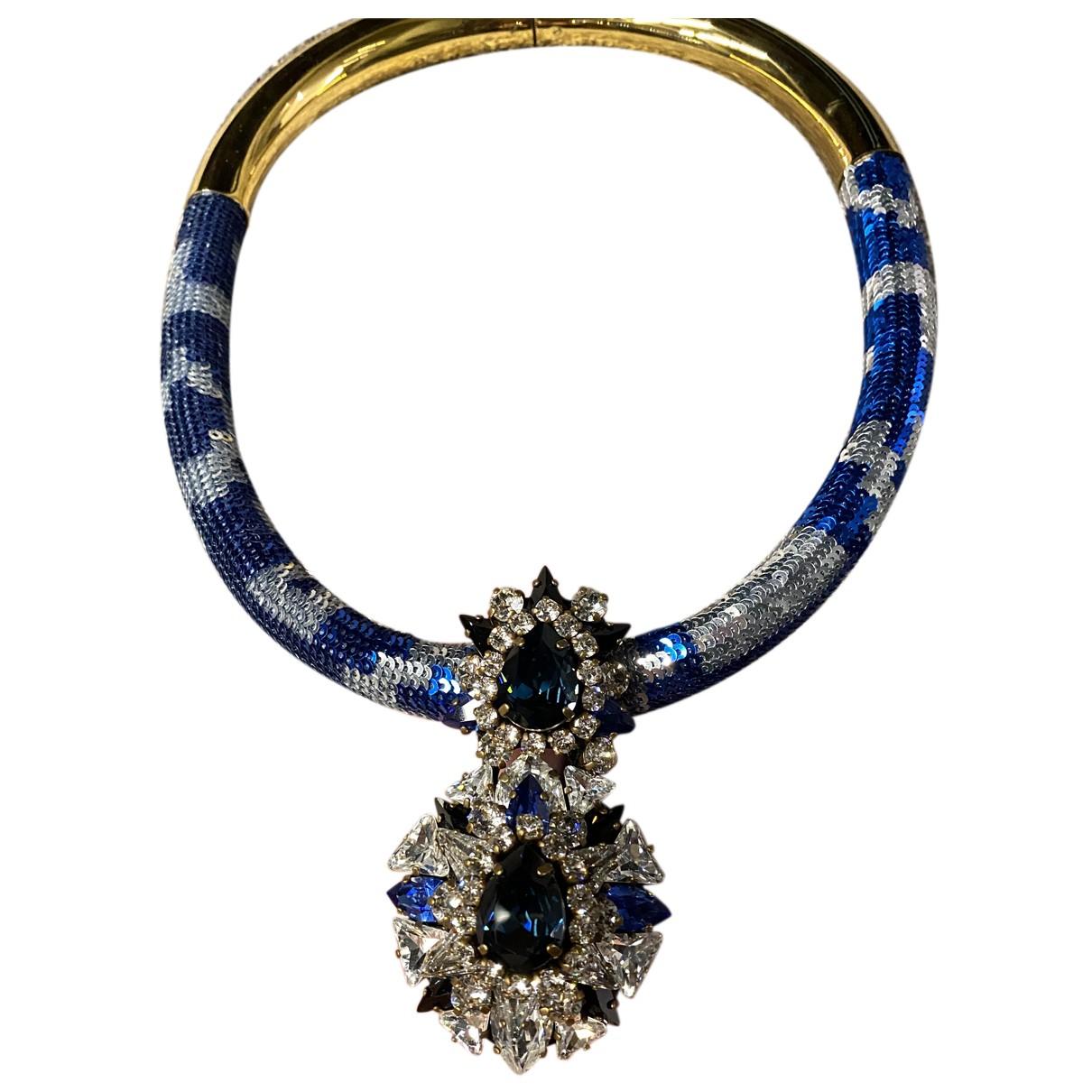 Shourouk N Multicolour Metal necklace for Women N