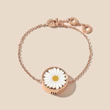 Flower Decor Bracelet
