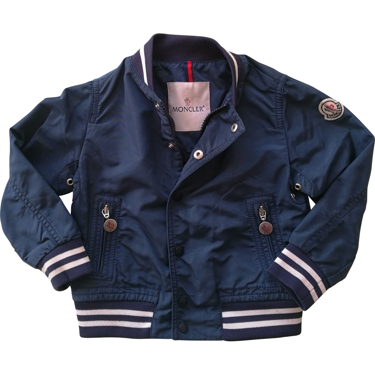 Moncler \N Blue jacket & coat for Kids 3 years - up to 98cm FR