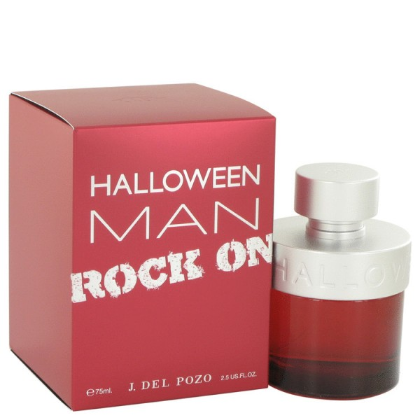 Halloween Man Rock On - Jesus Del Pozo Eau de Toilette Spray 75 ML