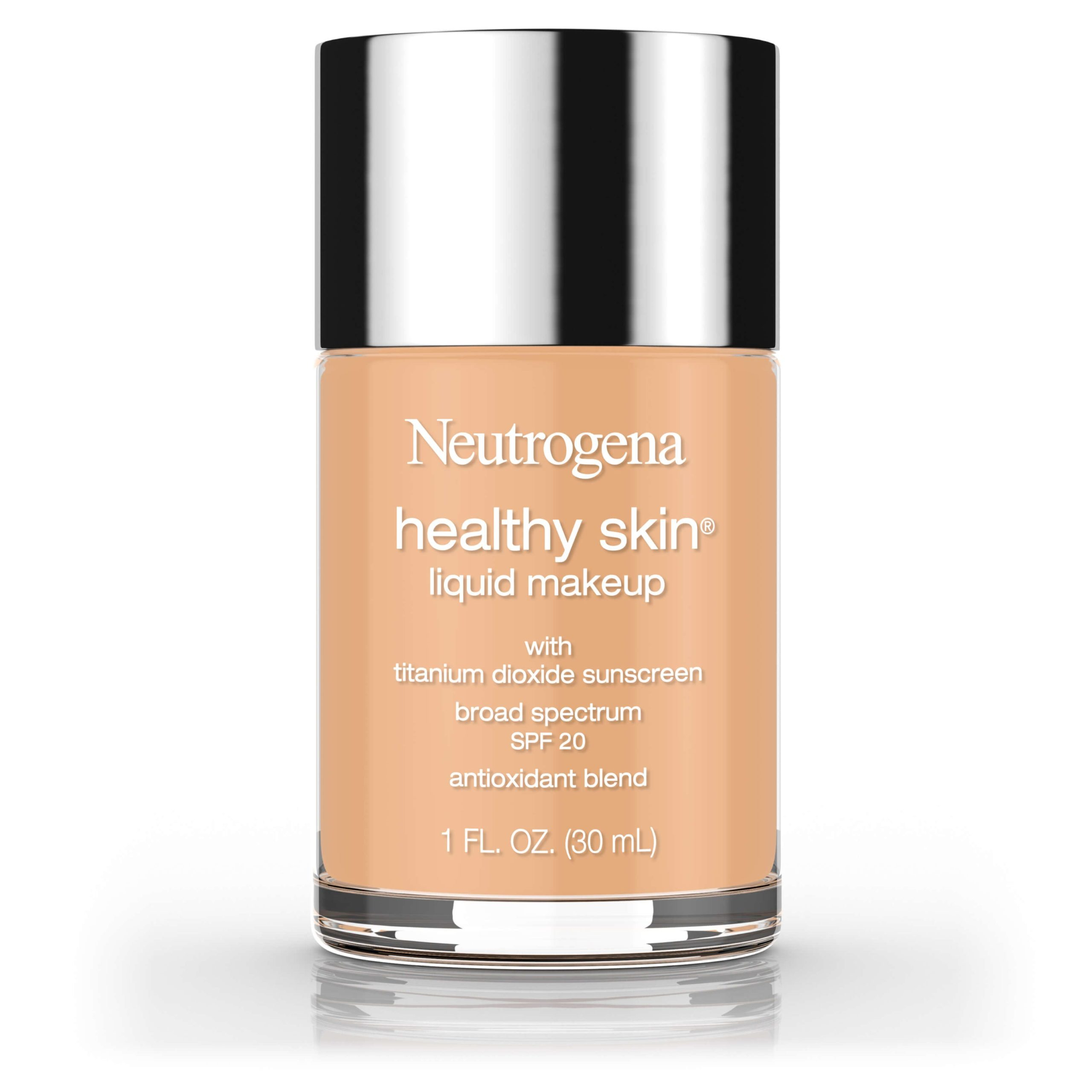 Healthy Skin Liquid Makeup Spf 20 - Natural Beige