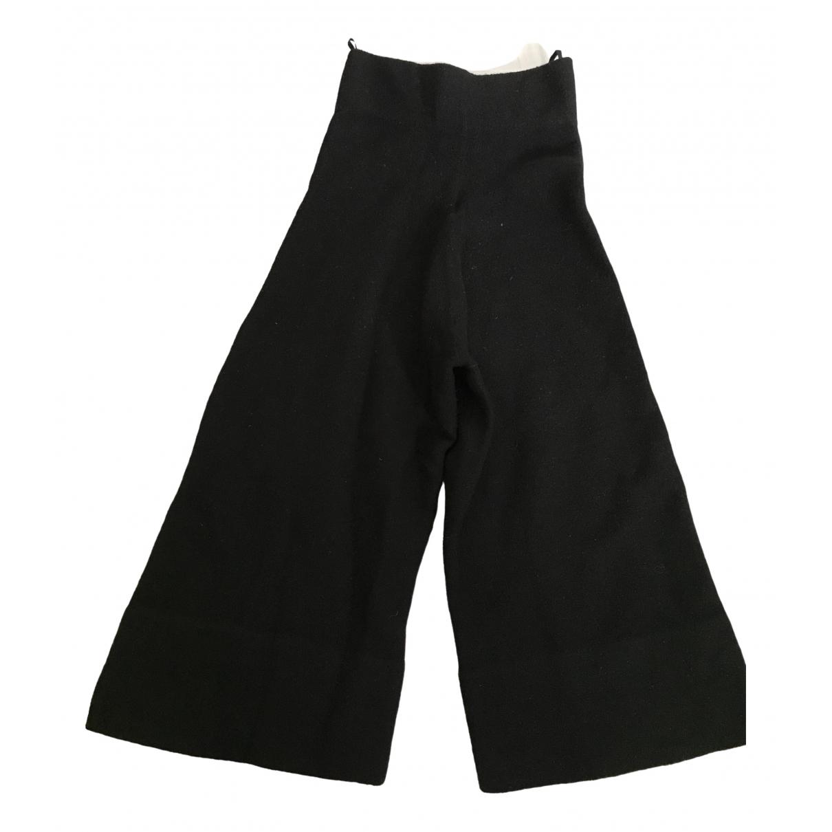 Pantalon largo de Lana Acne Studios