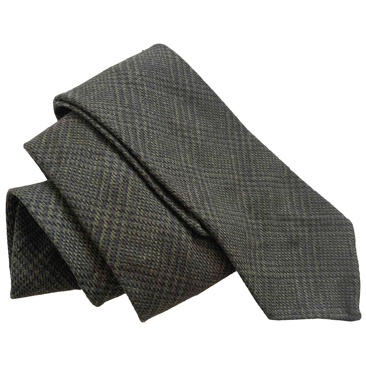 Corbata de Cachemira Hermes