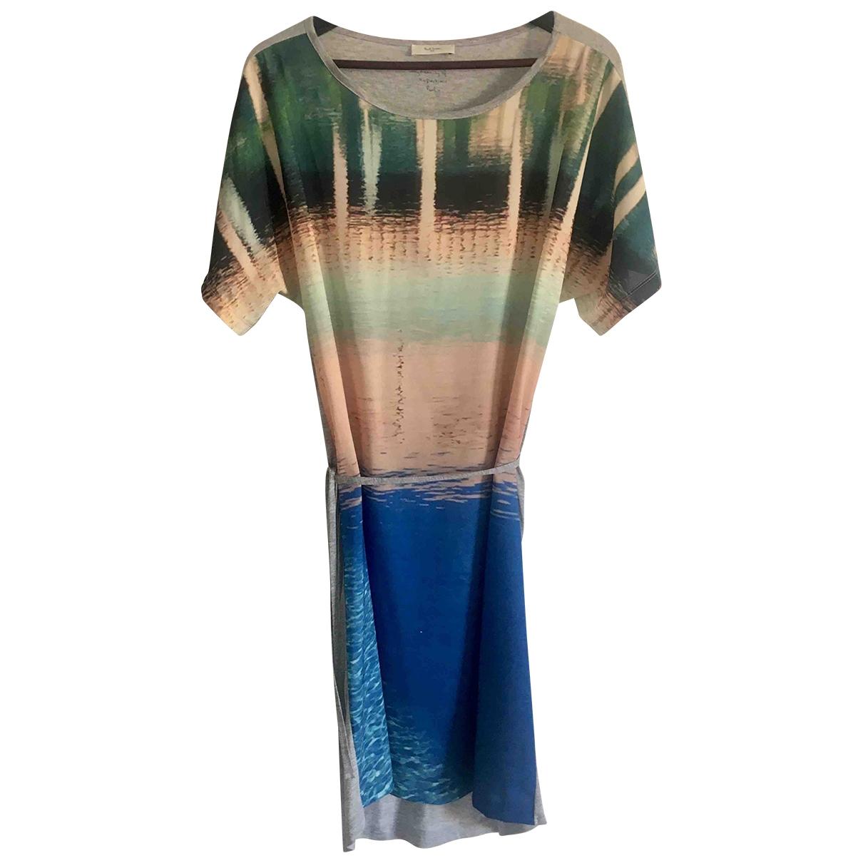 Paul Smith \N Kleid in  Blau Polyester