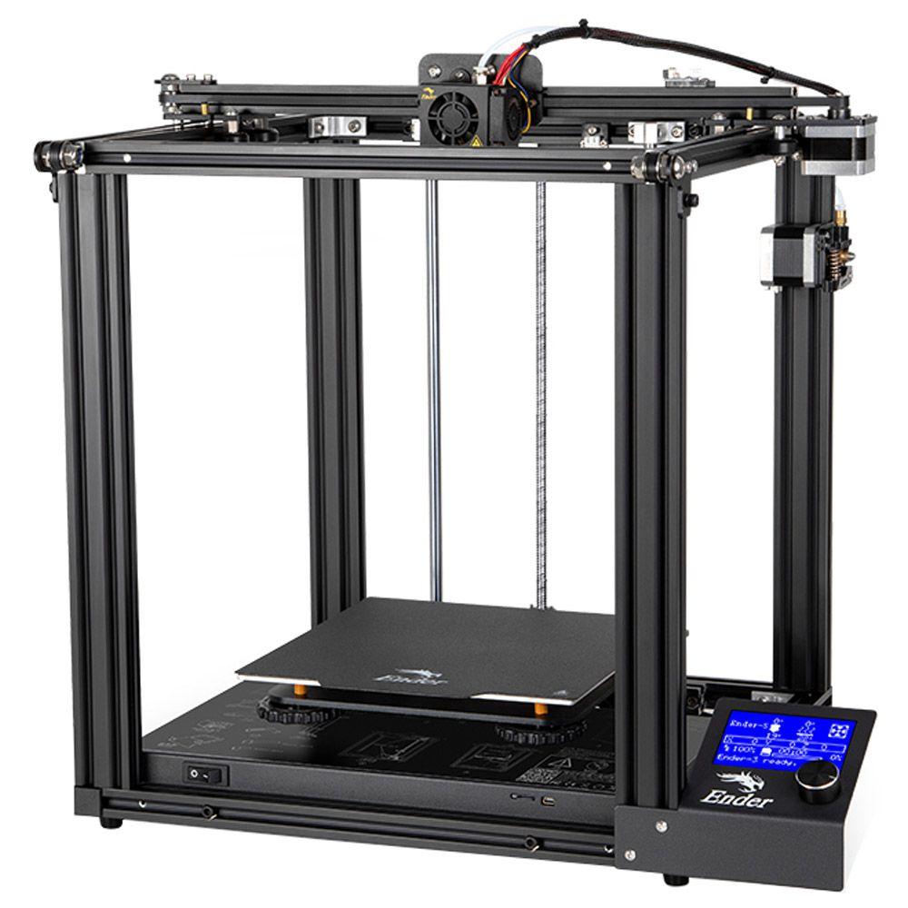 Creality3D Ender-5 3D Printer Dual Axis 220 x 220 x 300mm Resume Printing Function