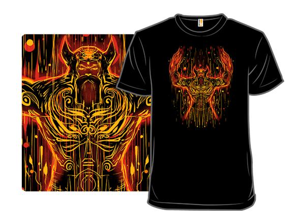 Thunder God T Shirt