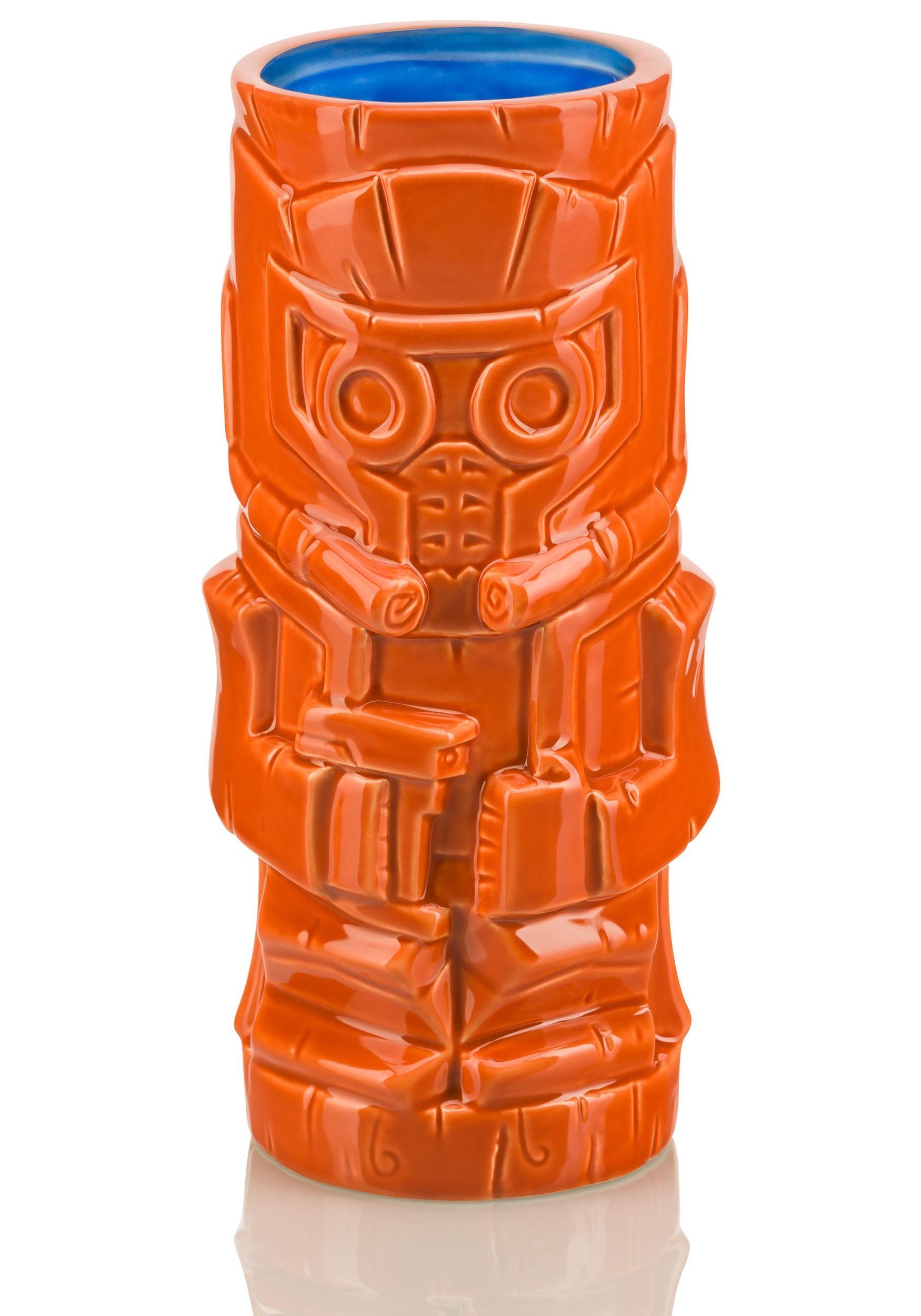 Geeki Tikis Guardians of the Galaxy Star Lord Mug - 14oz