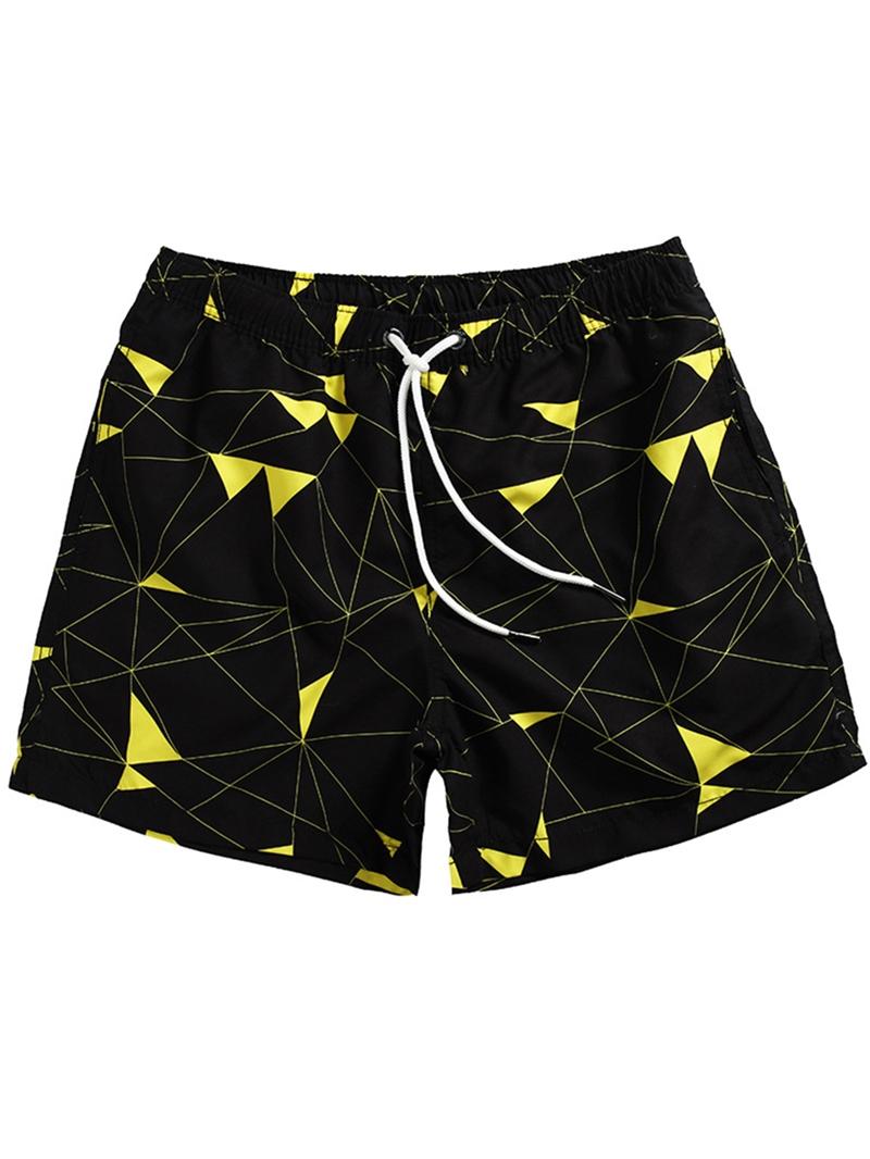 Ericdress Mens Straight Beach Shorts