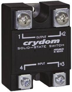 Sensata / Crydom 40 A SPST Solid State Relay, DC, Surface Mount, FET, 75 V dc Maximum Load