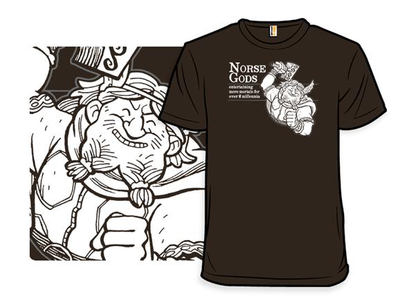 Norse Gods T Shirt