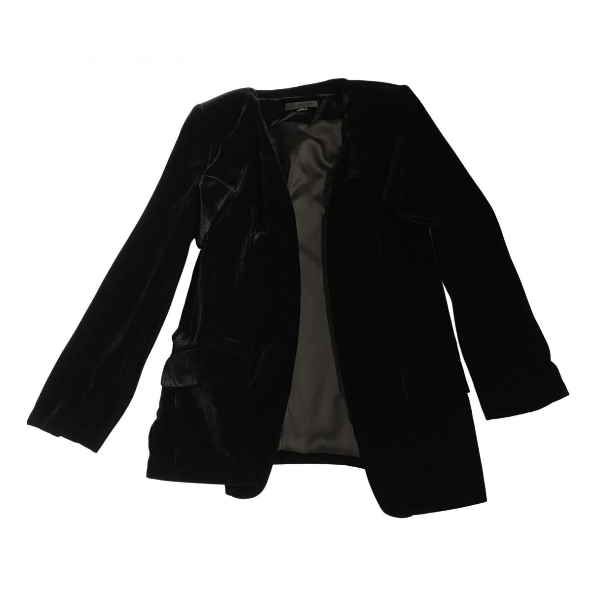 Alexander Wang - Veste   pour femme en velours - noir