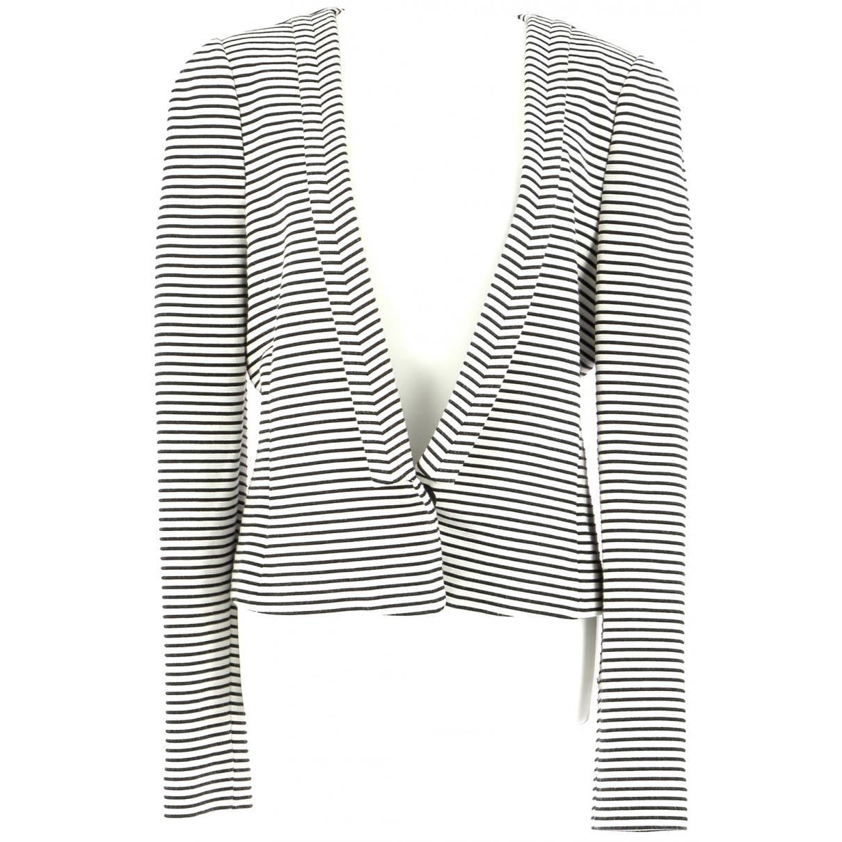Bcbg Max Azria - Veste   pour femme en coton - noir