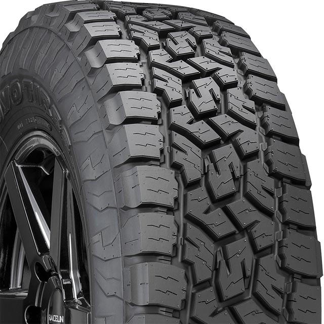 Toyo 355980 Tire Open Country A/T III Tire 35x12.50R20 LT 121R E2 BSW