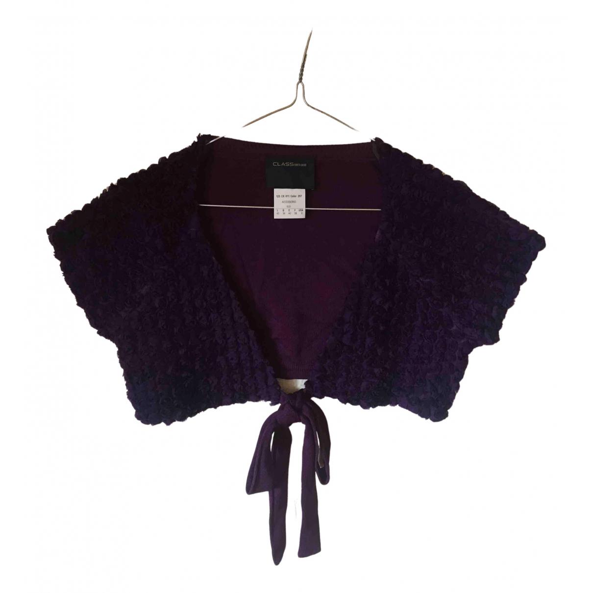 Class Cavalli - Top   pour femme - violet