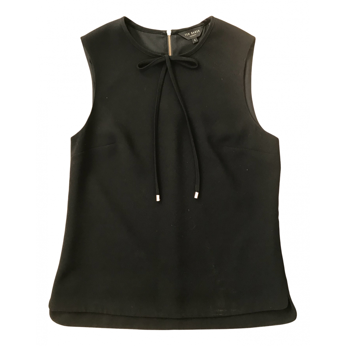 Ted Baker N Black  top for Women 1 0-5