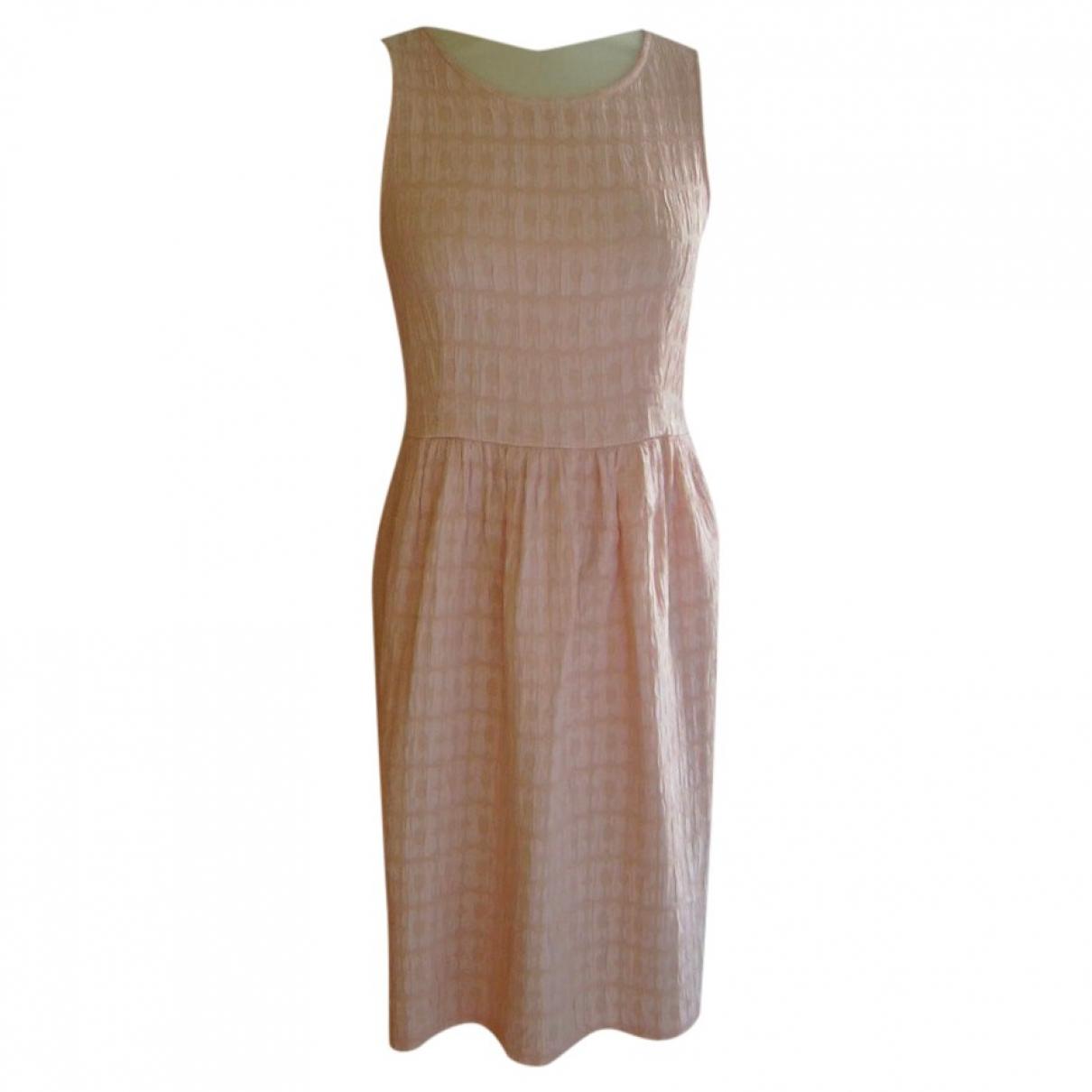 Manoush \N Orange Cotton dress for Women 40 FR