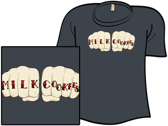 Yummy Knuckles T Shirt