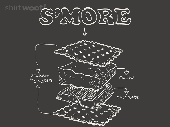 S'more Teardown T Shirt