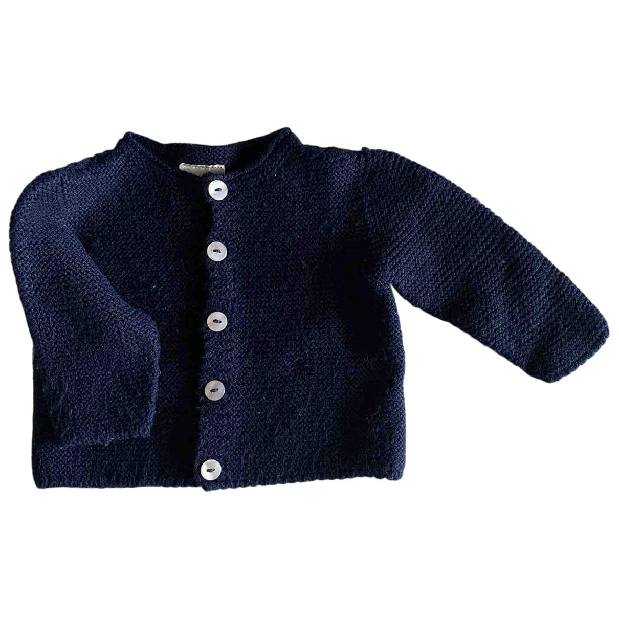 - Pull   pour enfant - bleu