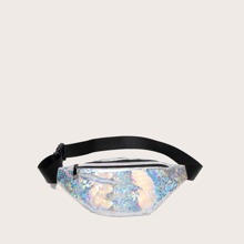 Kids Holographic Fanny Pack