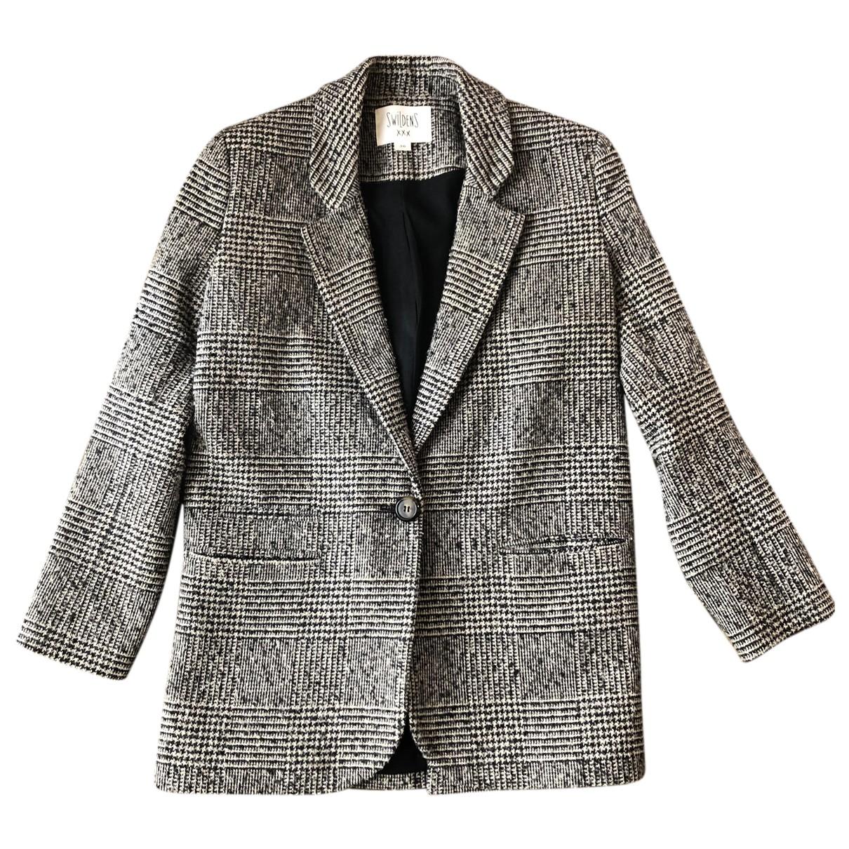 Swildens N Tweed jacket for Women 36 FR