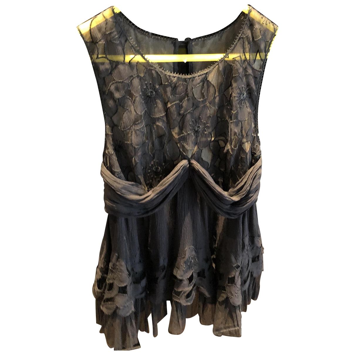 La Perla \N Black Lace  top for Women 40 IT