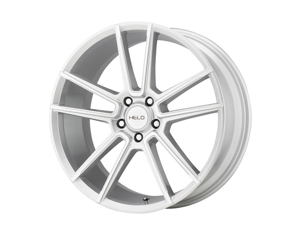 Helo HE911 Wheel 18x8 5x5x112 +40mm Silver Machined