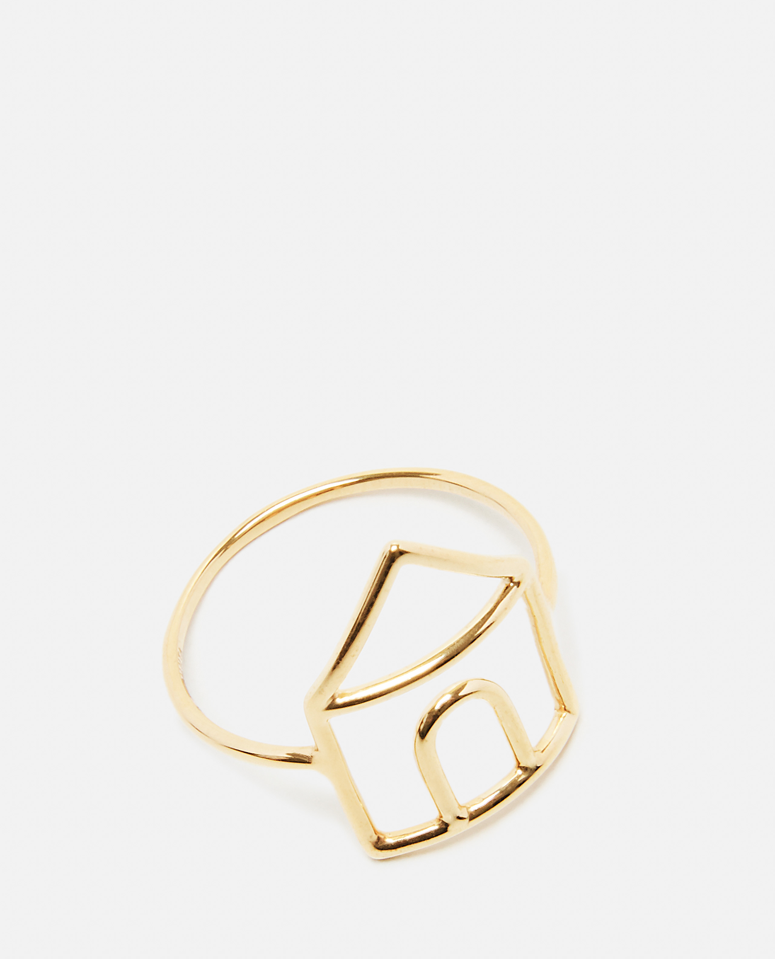 Pure Casita ring in 9kt gold