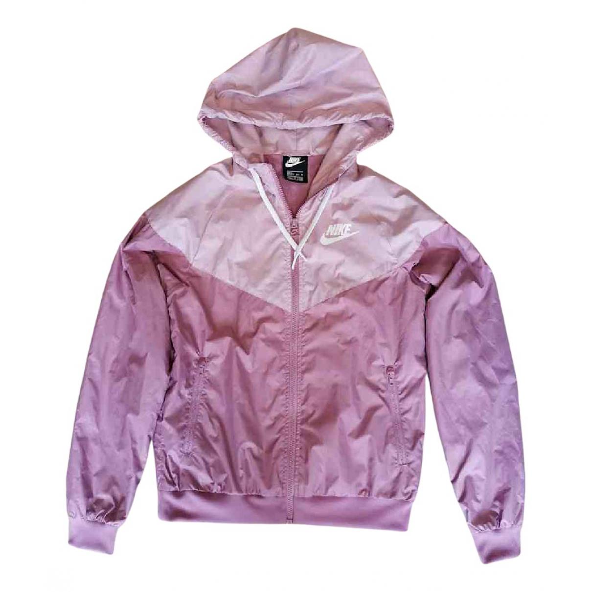 Nike N Pink jacket & coat for Kids 12 years - XS FR