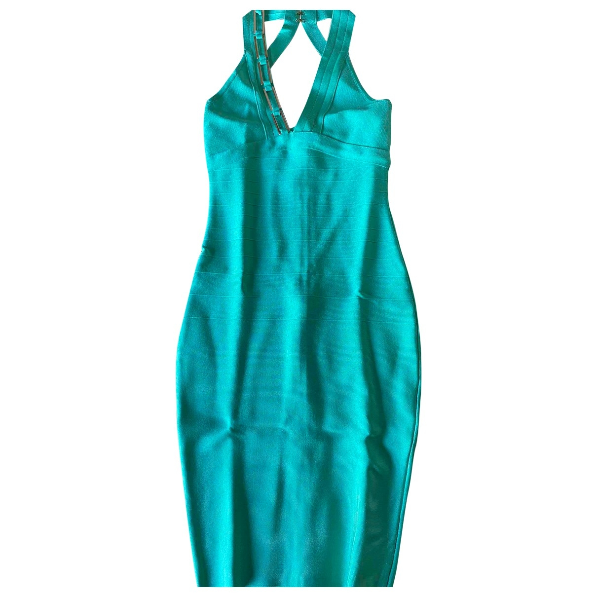Guess \N Turquoise dress for Women XS International