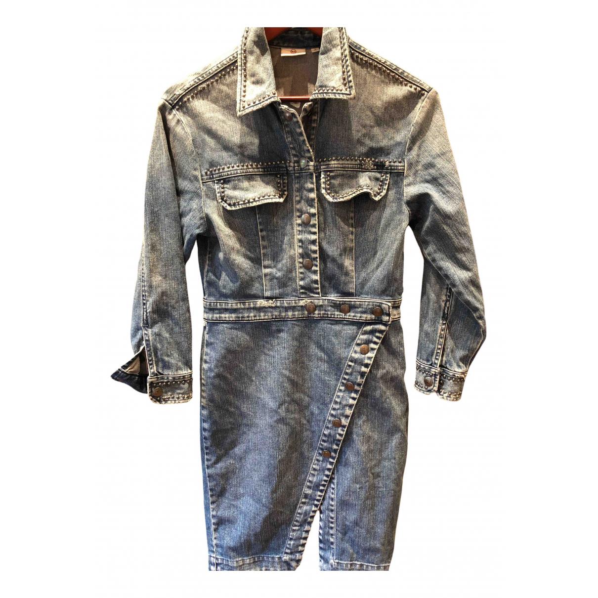 Adriano Goldschmied \N Cotton - elasthane dress for Women S International