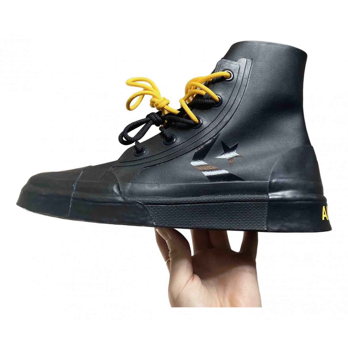 Ambush \N Sneakers in  Schwarz Kautschuk