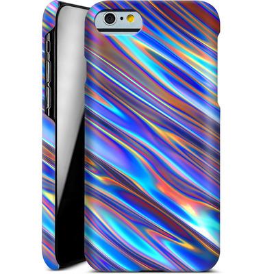 Apple iPhone 6s Smartphone Huelle - Iris von Danny Ivan