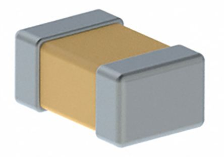 KEMET 0805 (2012M) 1.2μF Multilayer Ceramic Capacitor MLCC 16V dc ±10% SMD C0805C125K4RACTU (10)