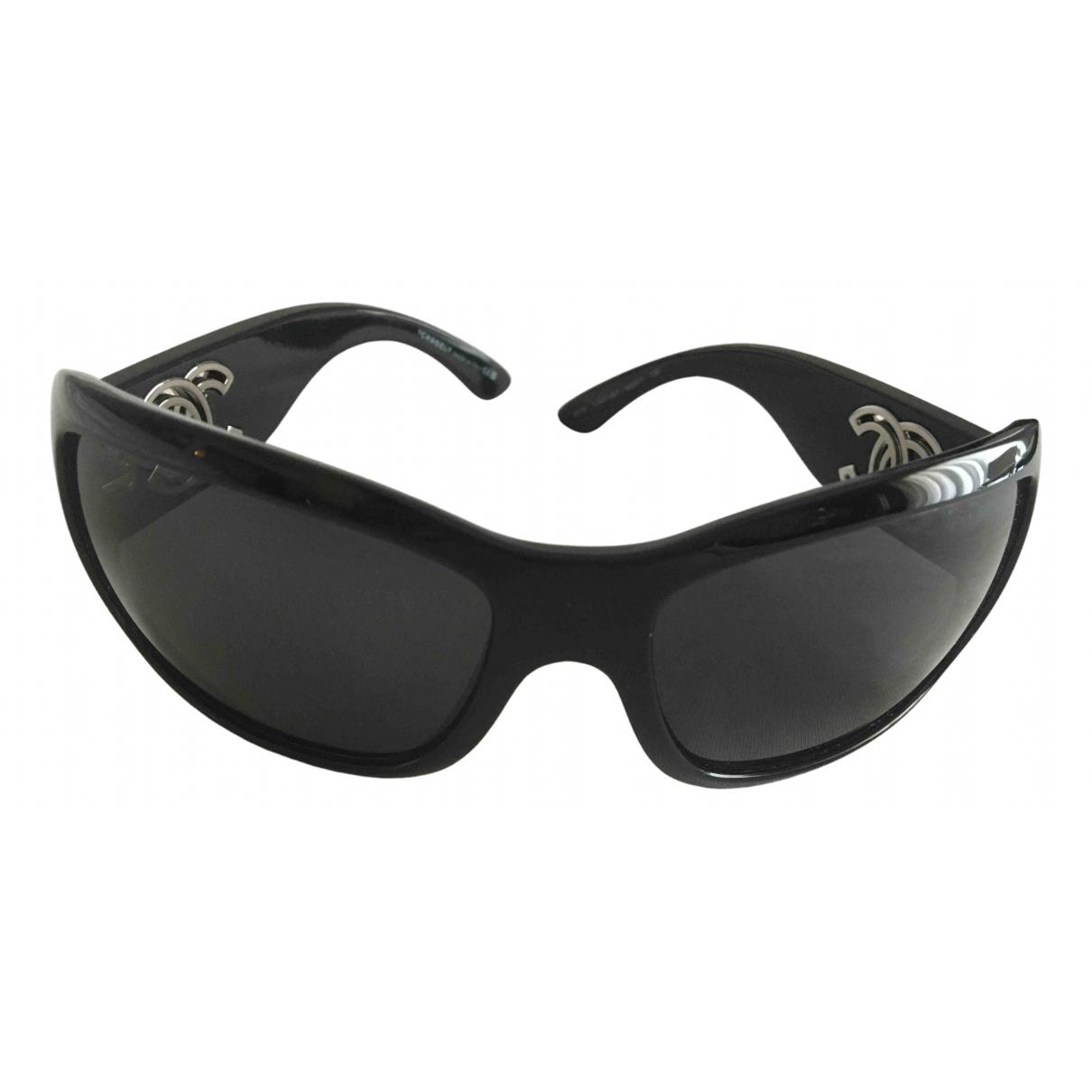 Chanel \N Black Sunglasses for Women \N
