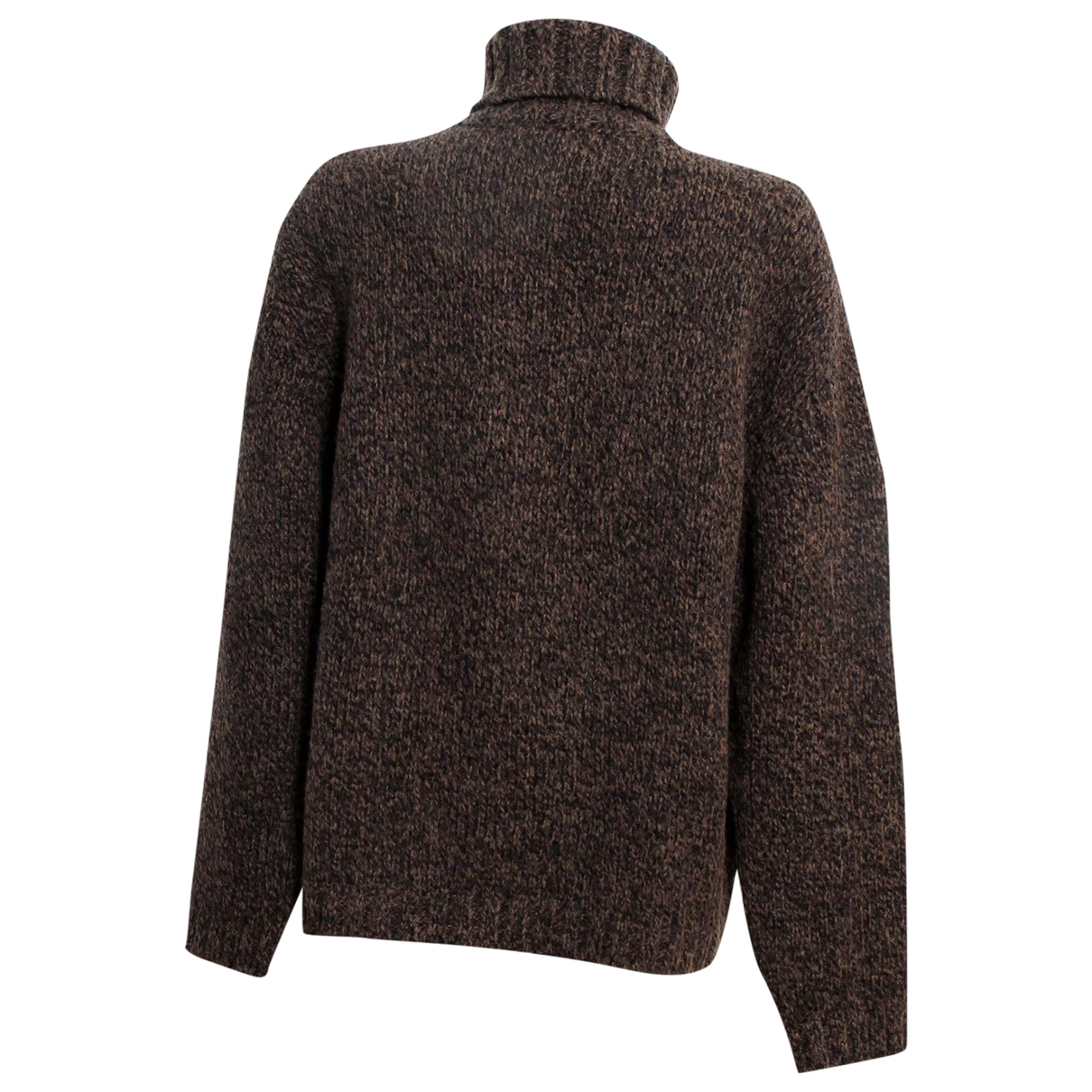 Aigle \N Pullover.Westen.Sweatshirts  in  Braun Wolle
