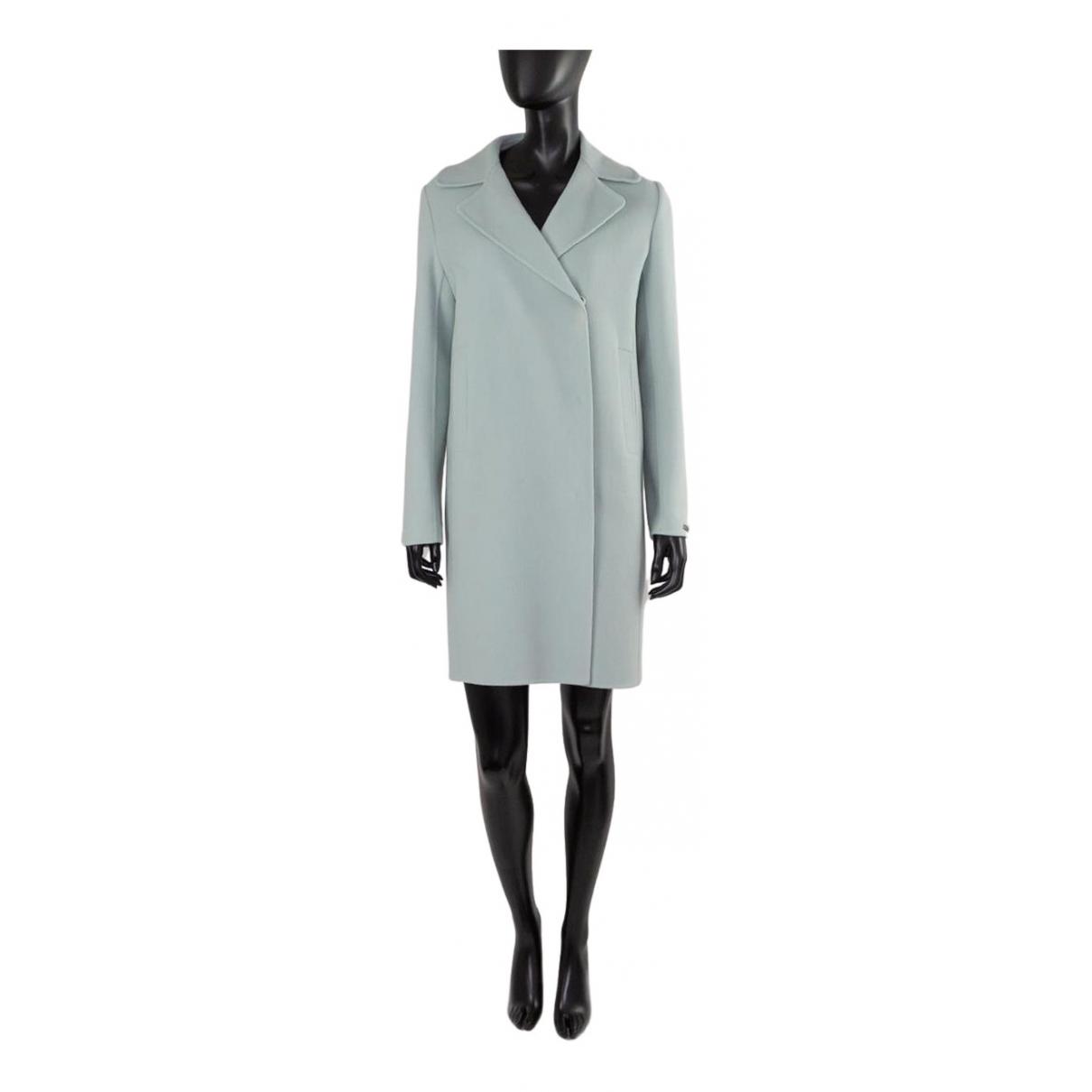 Sport Max - Manteau   pour femme - bleu
