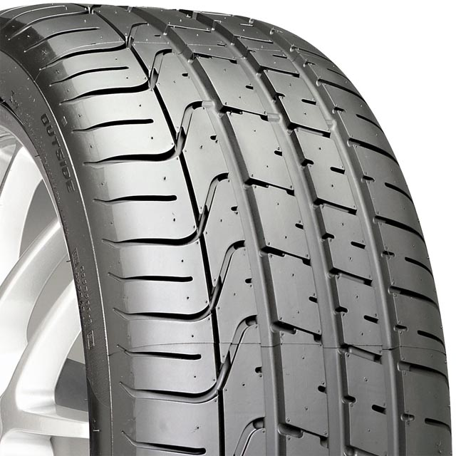 Pirelli 2777700 P Zero Tire 245/40 R20 95Y SL BSW GM
