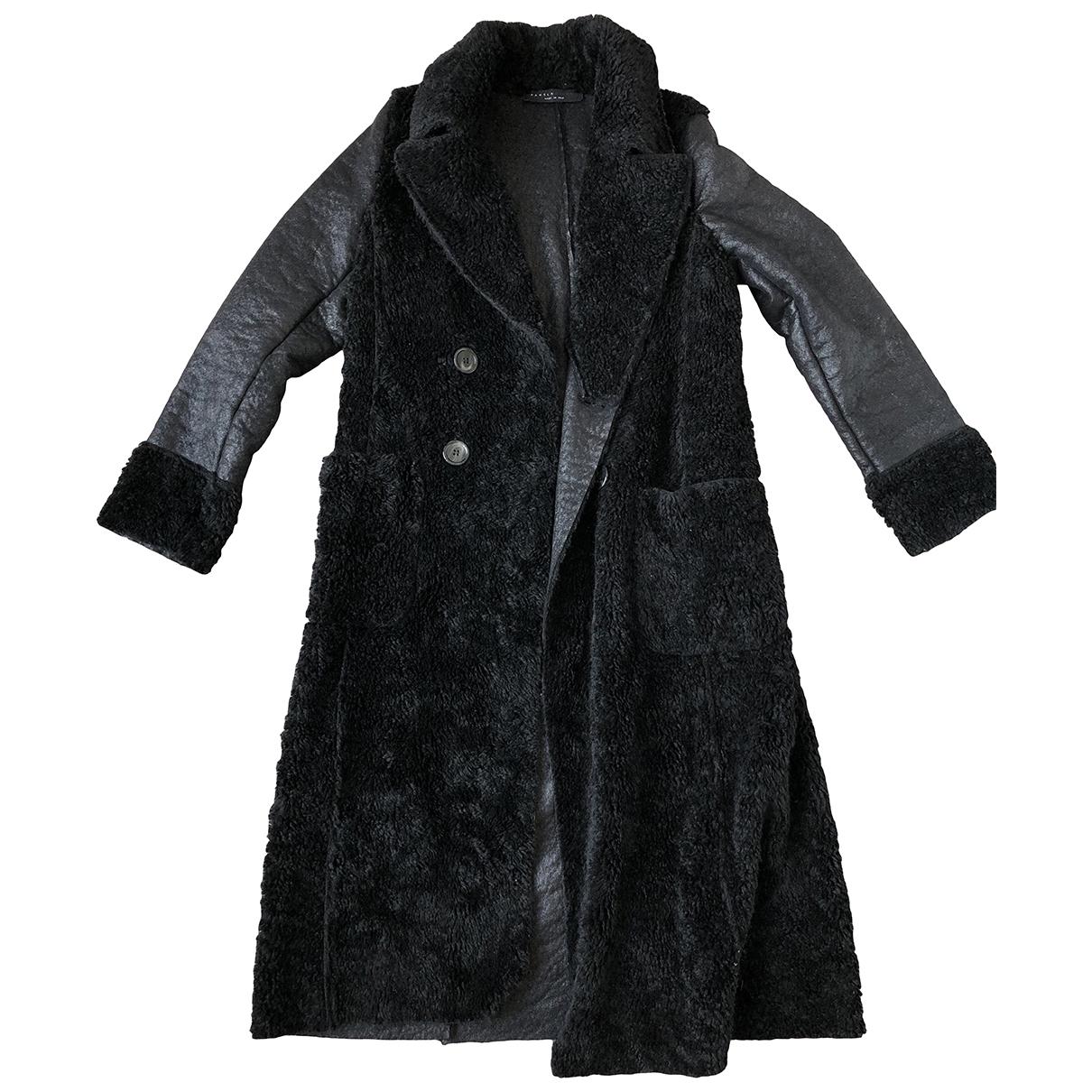 - Manteau   pour femme - noir