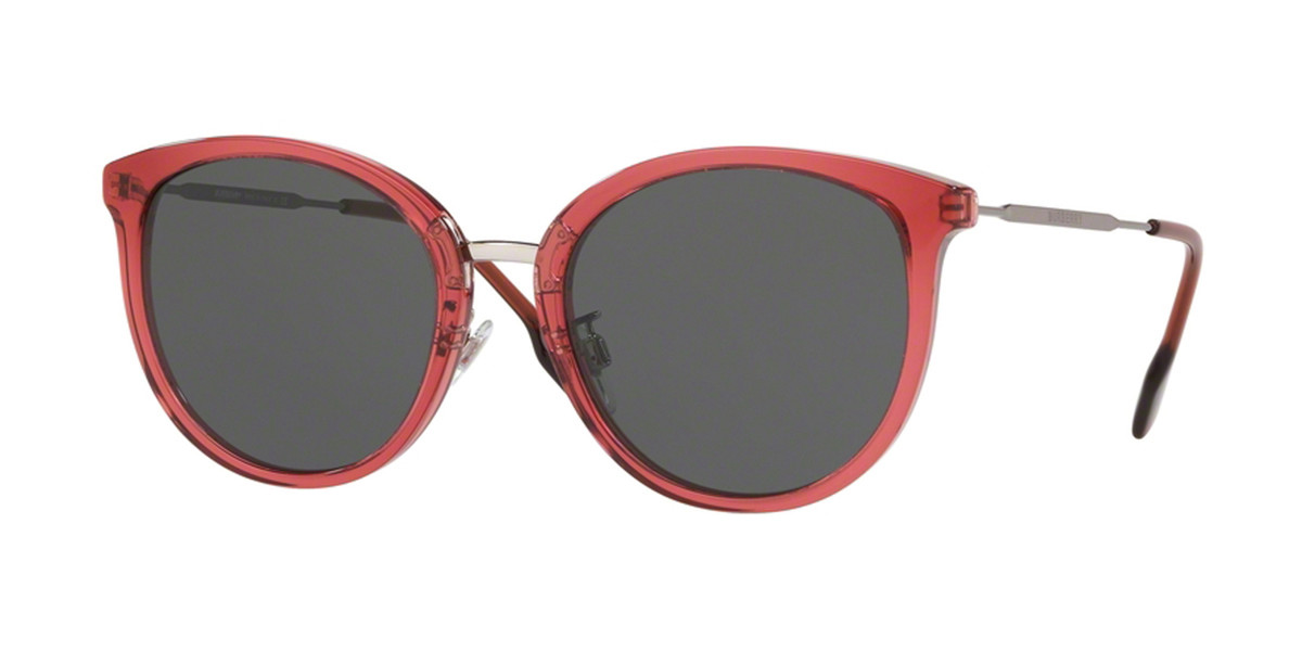 Burberry BE4289D Asian Fit 378987 Women's Sunglasses Red Size 56