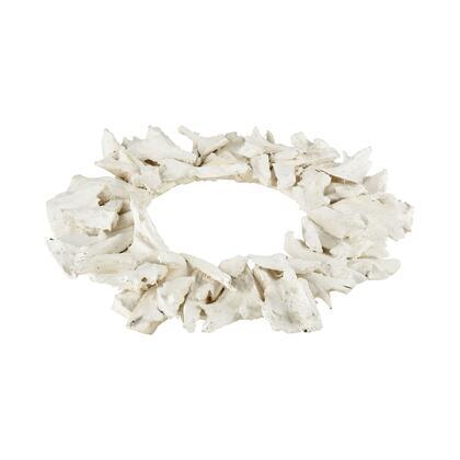 2181-065 Kringle Decorative Wood Wreath  In