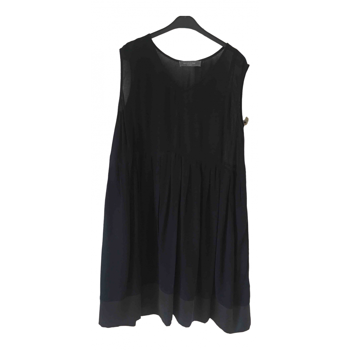 Non Signé / Unsigned \N Black dress for Women 2 0-5